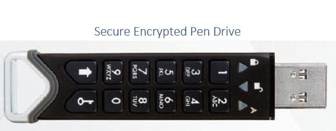 Secure-Pen-Drive